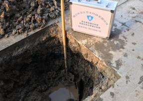 句容漏水检测公司-测漏案例 - 【外网测漏】句容郭庄丹湖小区